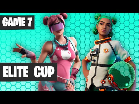 Game 7 Elite Cup Highlights Fortnite Tournament 2020