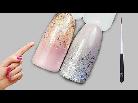 Дизайн ногтей разный