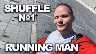 SHUFFLE. Cutting Shapes. С чего начать? Running Man - Основное движение. Урок 1. (Шафл, Шаффл)