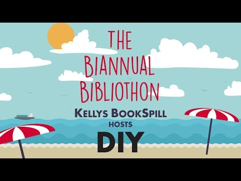 BIANNUAL BIBLIOTHON DAY 1 -BOOKISH DIY.