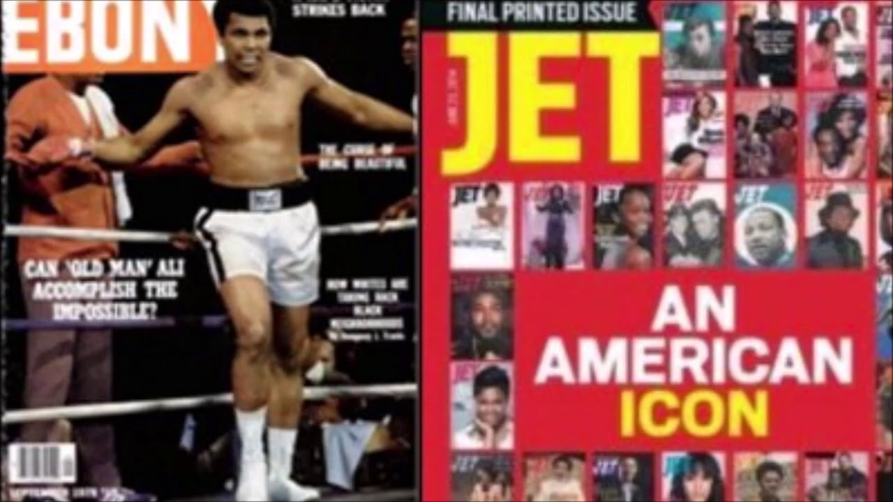 Ebony & Jet Photo Archives Sold At Auction For $30M