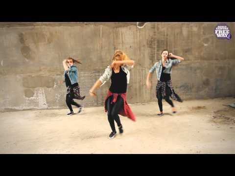 Rihanna - We Found Love (choreography: Maria Kolotun)