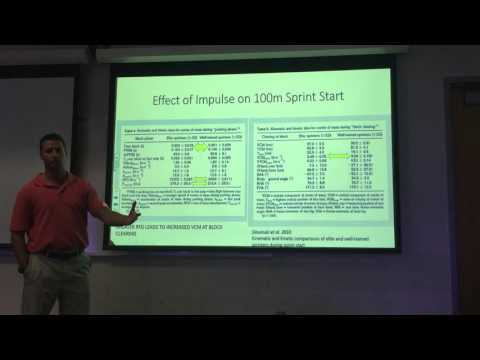 EFFECTS OF RESISTANCE TRAINING ON SPRINT START IMPULSE AND 100 METER SPRINT TIME
