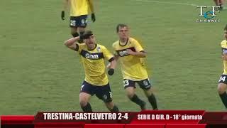 Serie D Girone D Trestina-Castelvetro 2-4