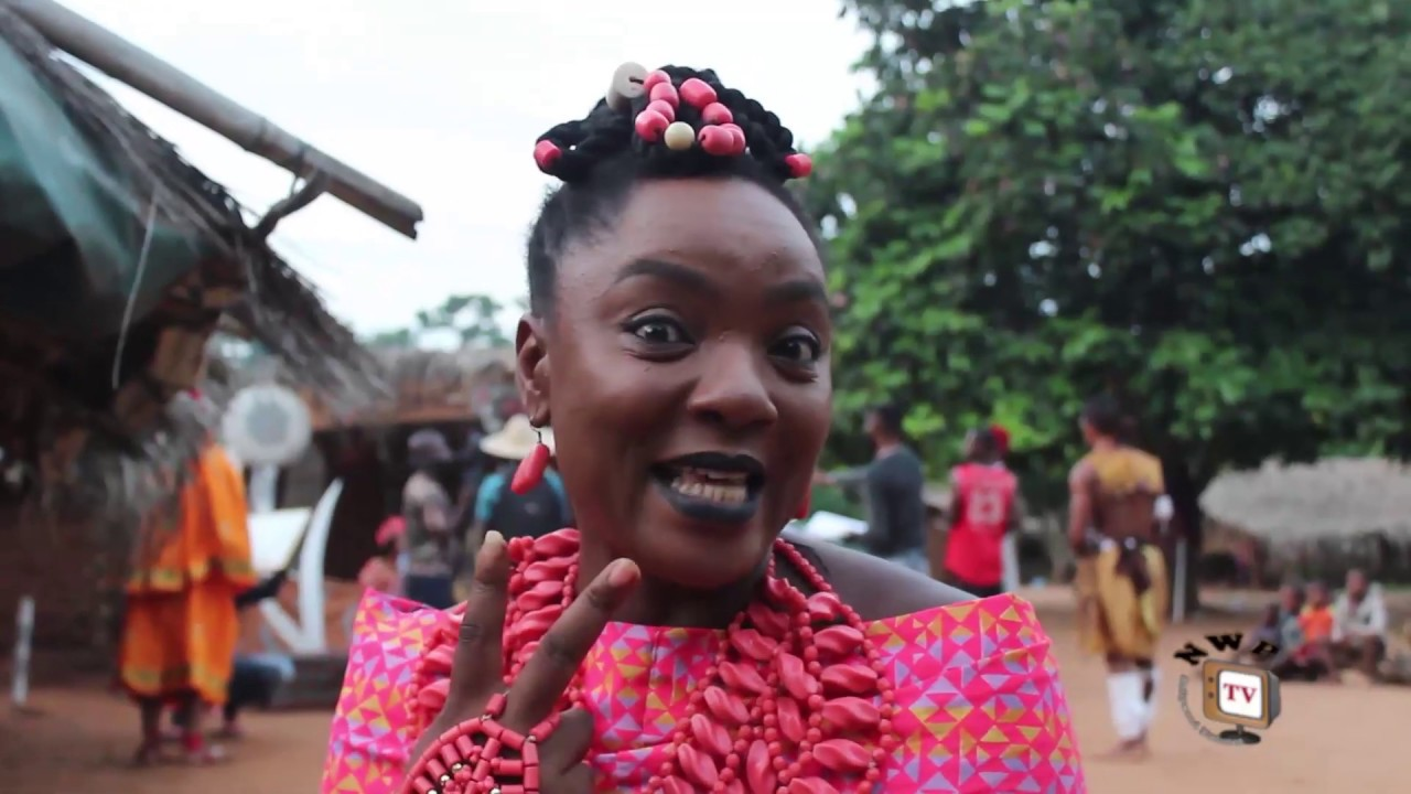 Download Immortal Love (The Making) - Chioma Chukwuka 2018 Latest Nigerian Nollywood movie Full HD