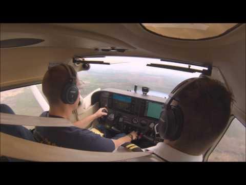 ERAU Instrument Training Flight
