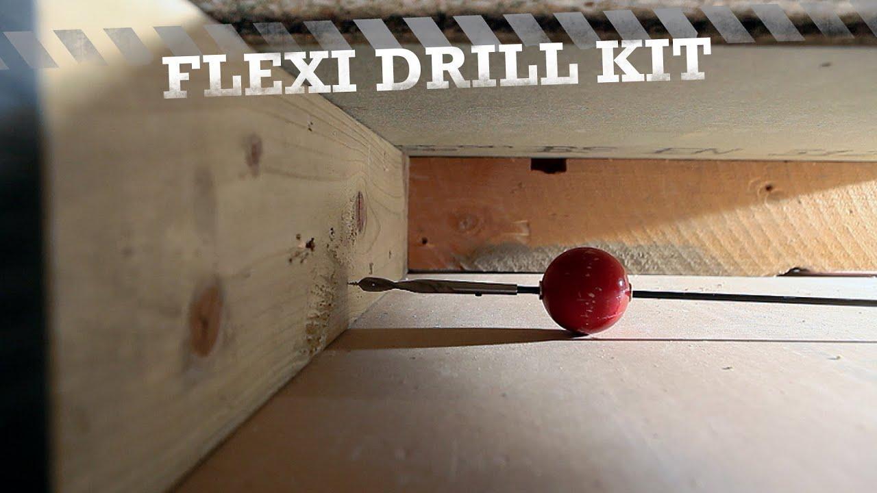Flexi Drill Kit Srfd1 2x5 10 Youtube