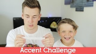 BROTHERS ATTEMPT ACCENT CHALLENGE