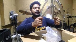 TAMA HT130 Standard Drum Throne Unboxing