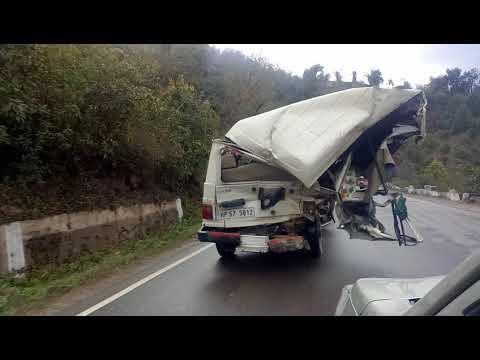 Bolero after FATAL Accident