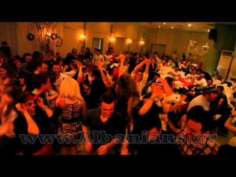 Harlem Shake  Albanian Carnival Party. Athens 2013