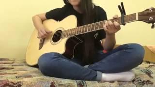 Danza Kuduro на гитаре- в исполнении И. А.