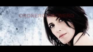 Giorgia - Oronero - Karaoke con testo