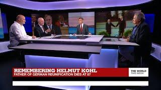 Remembering Helmut Kohl; A Tale of Two Londons (part 1)