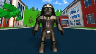 HOW TO BE DARTH VADER IN ROBLOXIAN HIGHSCHOOL!!