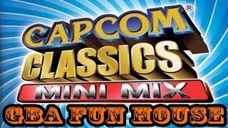 Gba Fun House - Capcom Classics: Mini Mix