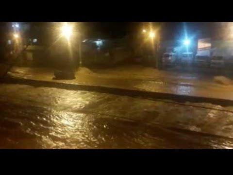 Chuva Belo Horizonte Chuva Forte Enchente Destruição
