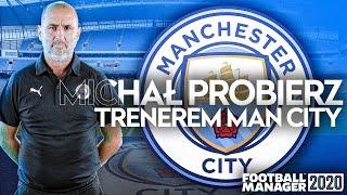 Michał Probierz trenerem Manchester City? | FM 2020 Eksperyment