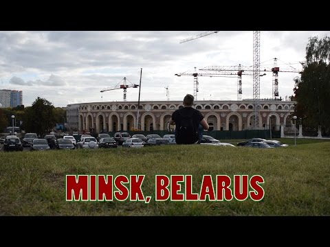 Mysterious Minsk | Travelling Tom | Travel Vlog