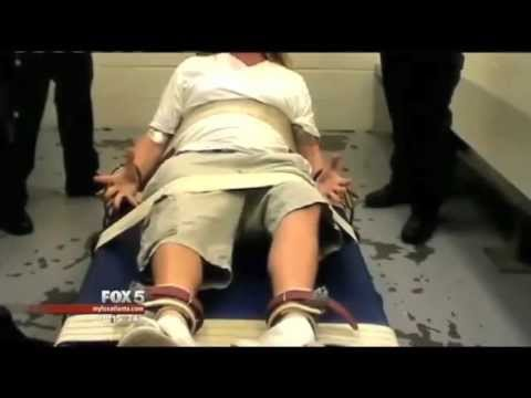 Police State - Cops Forcibly Drawing Blood