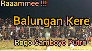 Download Balungan Kere cover Jaranan Rogo Samboyo Putro live Lapangan Dadapan kota Kediri