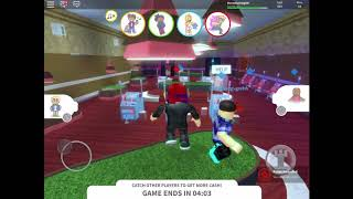 Roblox | THE COMPETITION IS STILL STUDYING WHY | Freeze Tag