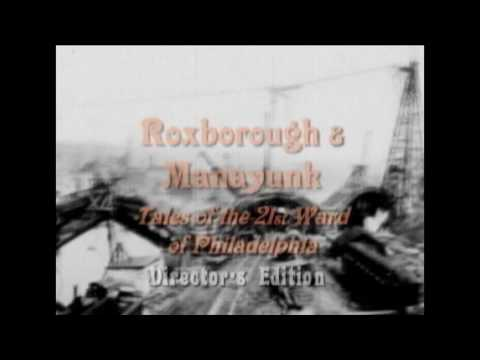 ▲Nik: Roxborough & Manayunk - Trailer for DVD - Nik Stamps