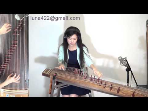 Red Hot Chili Pepeers - Californication on the Traditional Korean Instrument Gayageum