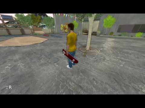 Shuvit Skateboarding Game - updates 10/17 - Blender UPBGE