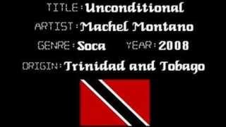 Machel Montano - Unconditional Love(Including Prelude)