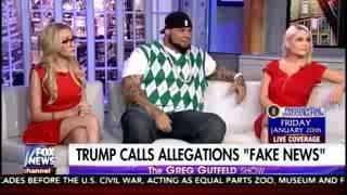 Carrie Keagan & Katherine Timpf Discuss Trump Calls Allegation 'FAKE NEWS' @KatTimpf @CarrieKeagan
