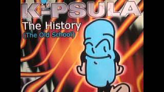 K Psula - History (Mix Master Version) (2001)