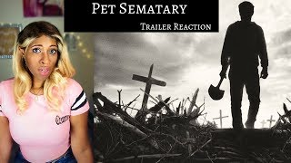 Pet Sematary (2019)- New Official Trailer Reaction