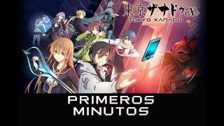 PRIMEROS MINUTOS -TOKYO XANADU EX+-