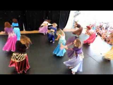 SCENE WILSON 2013 Danse orientale