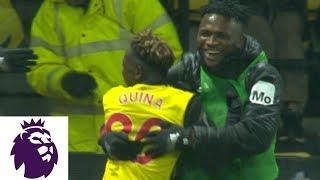 Domingos Quina's sensational strike makes it 3-0 against Cardiff City | Premier League | NBC Sports