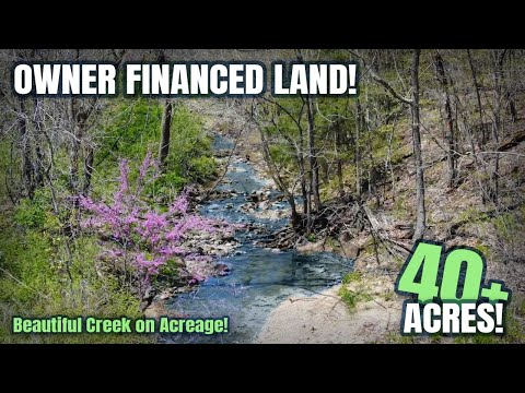 Owner Financed Land for Sale in Missouri! - 40+ Acres w/ Complete Instant Owner Financing! -ID#JJ06P