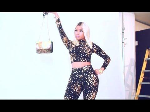 Nicki Minaj Interview 2013: Star's Kmart Clothing Line Brings Hip-Hop Influence