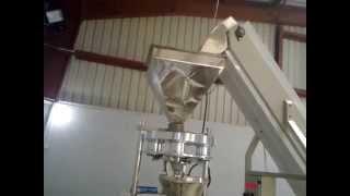 ماكينة تعبئة وتغليف للسكر والرز والبقوليات وزن 1كغ