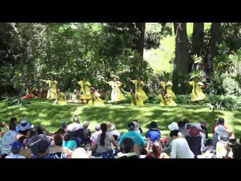 He Inoa No Ali`iolani - Prince Lot Hula Festival 2016