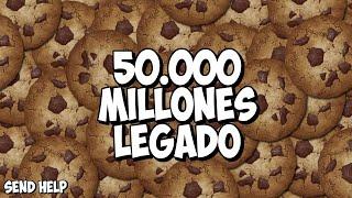 GA - LLE - TAS   Cookie Clicker Gameplay Español