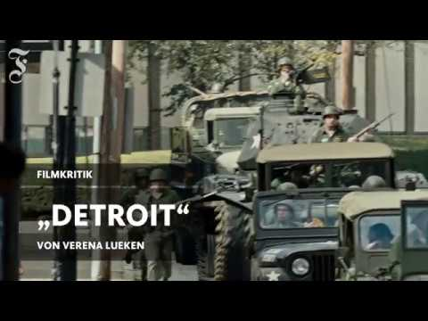 "F.A.Z.Filmkritik: Filmkritik ""Detroit"""