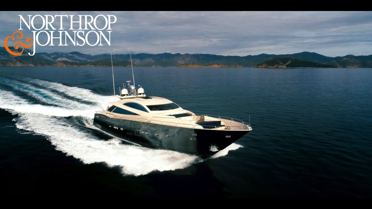 dd7f5de16bea6 LAURA S — Sunseeker Predator Yacht for Sale - YouTube