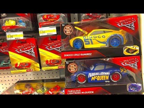 Disney Cars 3 Toys Hunt Fabulous Lightning Mcqueen