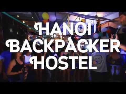 Downtown 5th birthday - Hanoi Backpacker Hostel