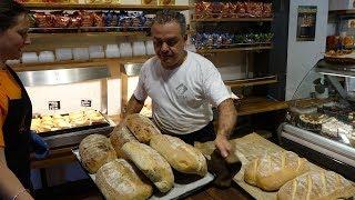 Master Baker Bob Making Various Sourdough Breads (Start to Finish Process) at Camden Bakery, London.