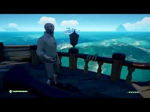 Sink Their Ships And Take Their Treasure! Sea Of Thieves!