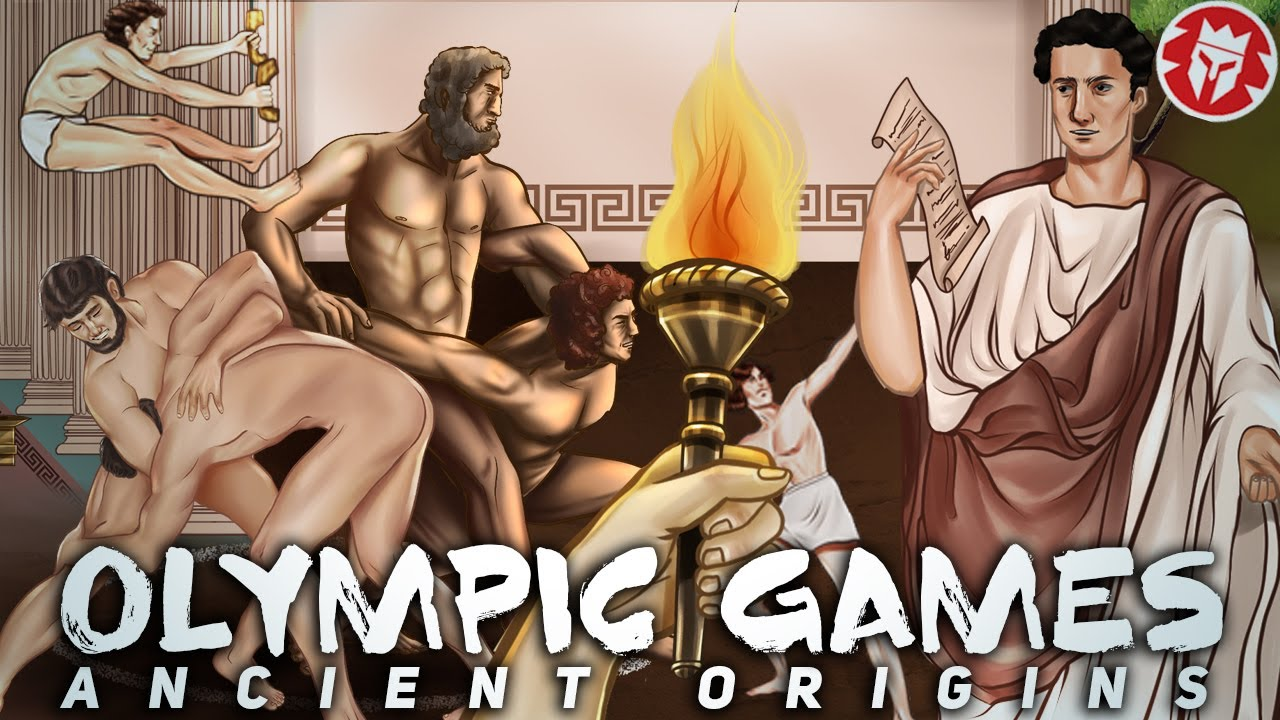How the Ancient Olympics Were Conducted DOCUMENTARY