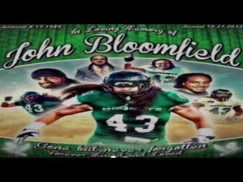 John Bloomfield Family Forever Hornet Football