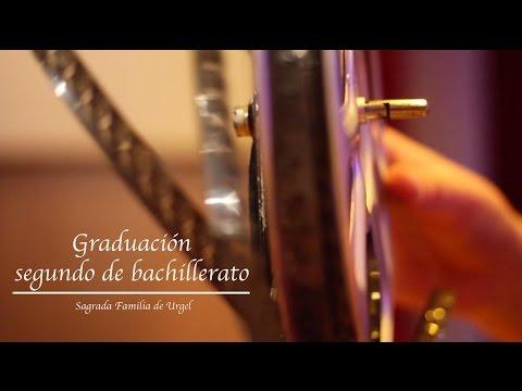 Graduación 2º de bachillerato | Sagrada Familia de Urgel
